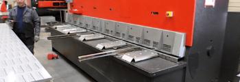 Acquisition d'une nouvelle guillotine numérique